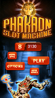 Screenshot of Pharaon Slots Machine