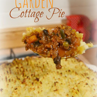 Cottage Garden Pie