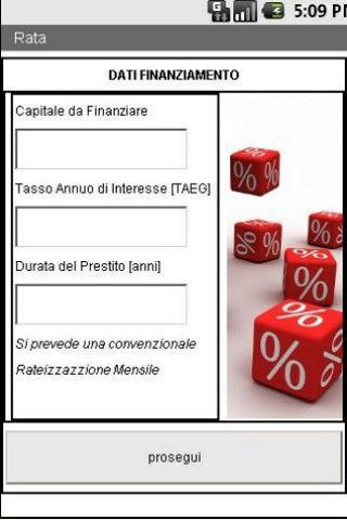 【免費財經App】Rata Finanziamento-APP點子