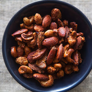 Chipotle-Lime Mixed Nuts