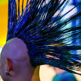 Mohawk by Angelo Perrino - People Body Parts