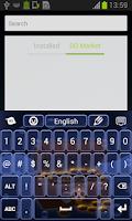 Screenshot of Buried Treasure Keyboard