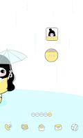 Screenshot of 봉자 비오는날 여름 도돌런처 테마