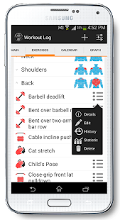 Fitness trainer GymApp Pro- screenshot thumbnail