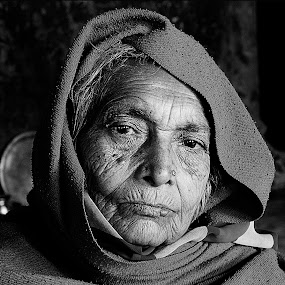 Proud aging by Marco Parenti - People Portraits of Women ( old, woman, people, portrait,  )