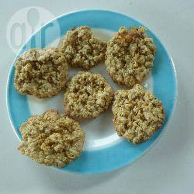 Havreflarn (Swedish Oatmeal Cookies)