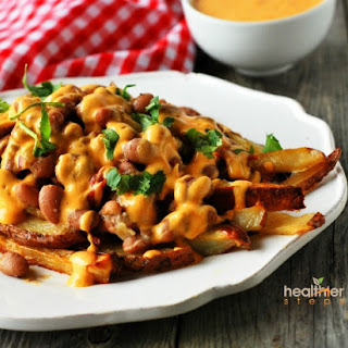 Chili Fries (Vegan)