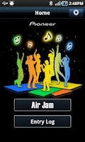 Screenshot of Pioneer Air Jam