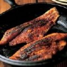 Cajun Blackened Fish
