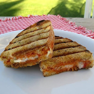 Easy Grilled Panini Sandwich