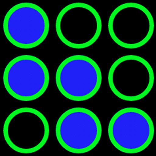 Binary Clock Wallpaper LOGO-APP點子