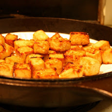 Pineapple Tofu