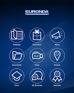 Euronda - screenshot