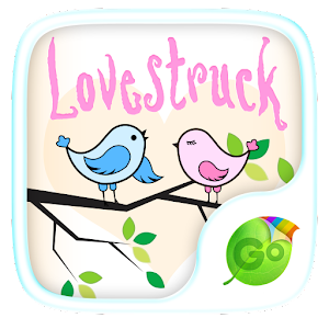 Lovestruck GO Keyboard Theme APK
