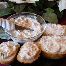Ham Pineapple Dip or Spread - Appetizer