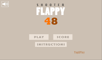 Screenshot of Flappy48