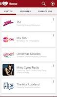 Screenshot of iHeartRadio -Free Online Radio