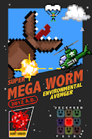Screenshot of Super Mega Worm
