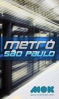Screenshot of Metrô São Paulo