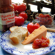Smoky Chipotle and Red Tomato Jam  (Chutney - Relish)