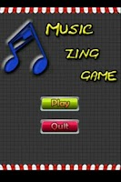 Screenshot of Music Zing Lite -  Free Game