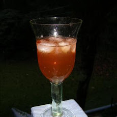 Gvc Cocktail Using Ginger Wine.