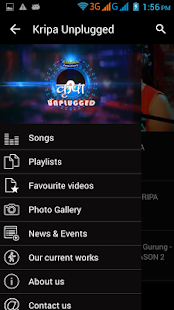 Kripa Unplugged - Official App - screenshot