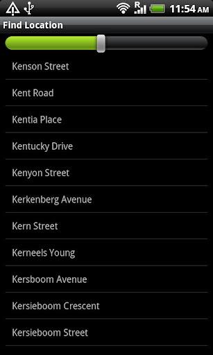 玩旅遊App|Pretoria Street Map免費|APP試玩