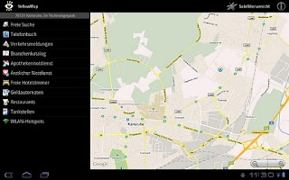 Screenshot of YellowMap