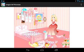 Screenshot of Free Princesses games