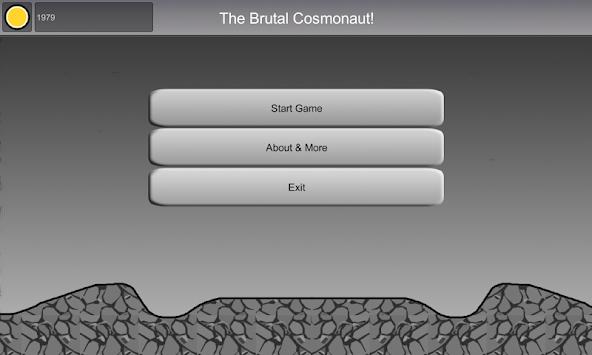 The Brutal Cosmonaut! apk screenshot