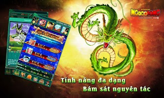 Screenshot of Ngọc Rồng Game3