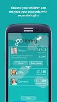 Screenshot of goHenry