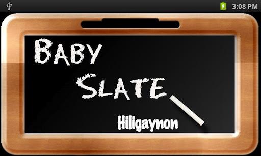 Baby Slate - Hiligaynon