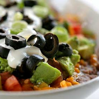 7 Layer Bean Dip With Meat Recipes