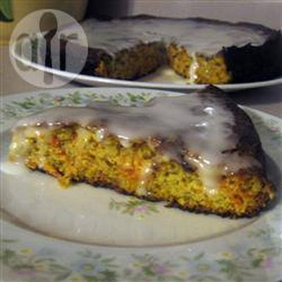 Moist And Light Carrot Cake