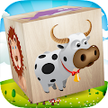 Free Download Animals Blocks Puzzle for kids APK for Blackberry