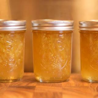 Lemon Ginger Marmalade Recipes