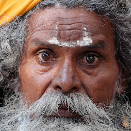 by Tejpal Singh - People Portraits of Men