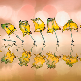 7 Dwarfs by Ganjar Rahayu - Abstract Water Drops & Splashes ( highspeed, macro, waterdrop )