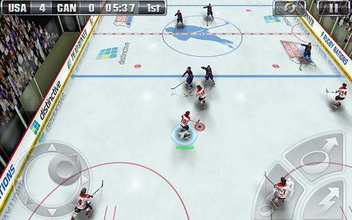 Hockey Nations 2011 THD