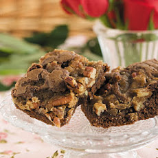 Divine Praline Brownies