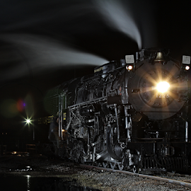 by Kevin Callahan - Transportation Trains