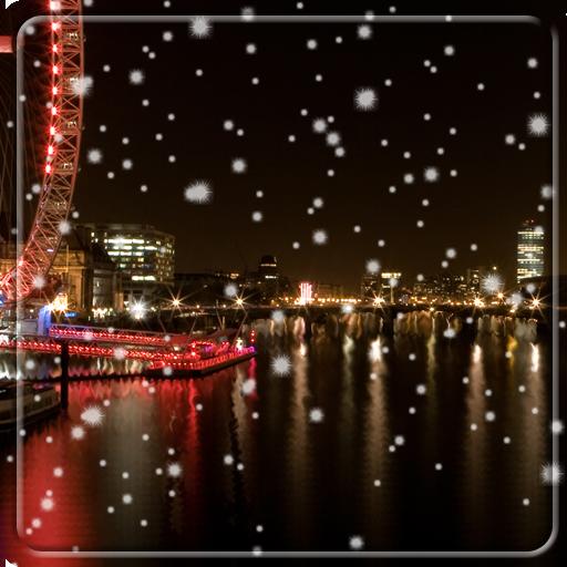 Night Scenery Livewallpaper 個人化 App LOGO-APP試玩