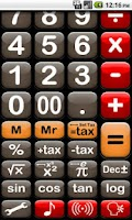 Screenshot of Easy Calc Talking Full