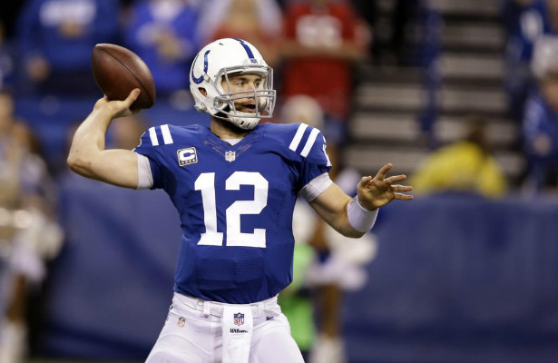 Los Colts amarran a Andrew Luck hasta el 2021