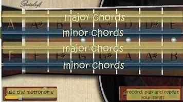 Screenshot of Classical Guitar HD