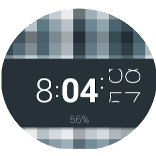 WatchCloth - watchFace - screenshot