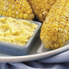 Corn on the Cob with Lemon-Pepper Butter Recipe