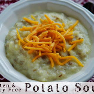 Gluten Free Potato Soup Crock Pot Recipes